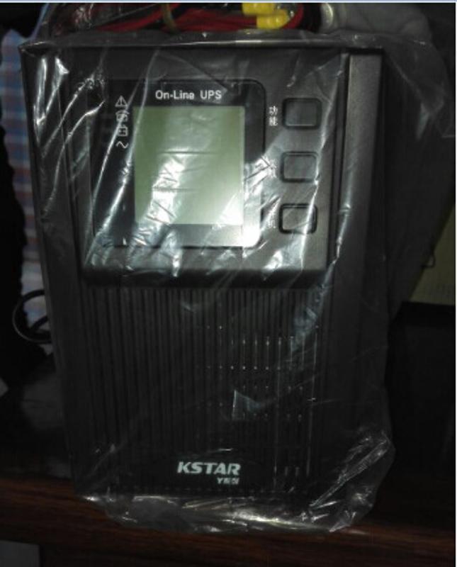 科士達(KSTAR)YDC9106S 6KVA/4800W 在線式UPS電源 內置電池