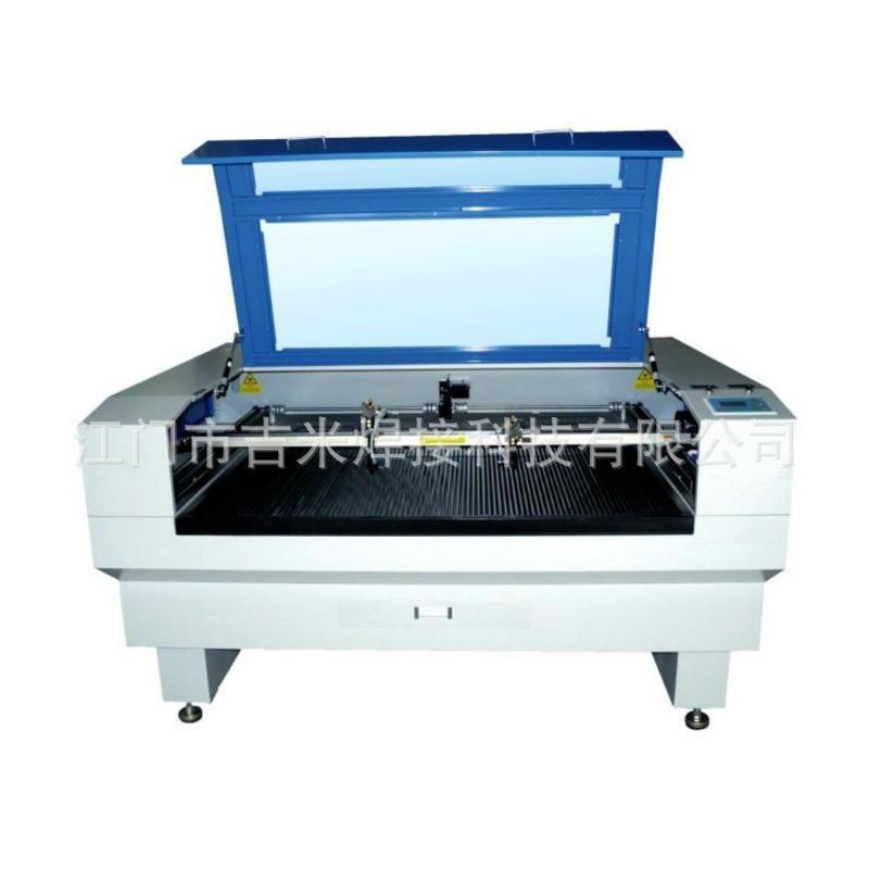 廠家直銷 JM-1280雙頭鐳射切割機 面料鐳射切割機 圖形雕刻機