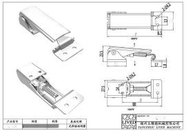 l供应高品质 【厂家**】 ** QF-008不锈钢箱扣、**箱扣