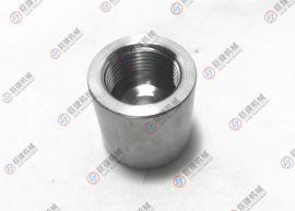 不鏽鋼雙金屬溫度計焊接底座儀表接頭M27X2溫度計表座焊接表座