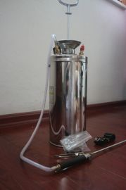6L加**檔加固養蘭花不鏽鋼噴藥打藥澆水消毒園藝農用噴霧器
