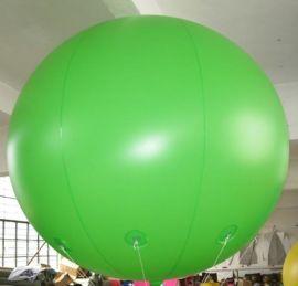 充气升空球