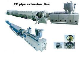 PE管材挤出生产线