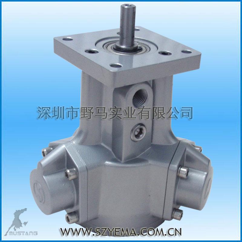 气动马达 TMH025 防爆电机 气马达