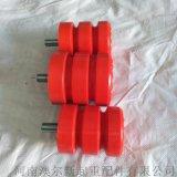 工业用聚氨酯缓冲器  端梁行车防撞器  减震装置