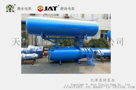 品牌[奥特]卧式浮筒轴流泵_潜水电泵-厂家直销