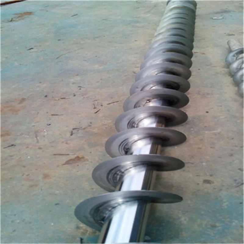 无缝钢物料用5米长管式绞龙上料机Lj8