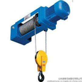 CD1型1t钢丝绳电动葫芦,钢丝绳电动葫芦