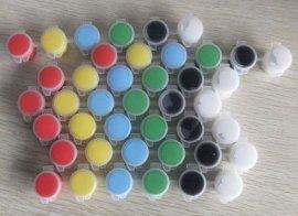 6连体3毫升丙烯颜料条