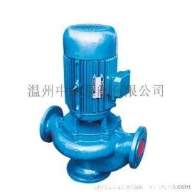 防爆管道式排污泵GWB排污泵系列