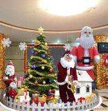 四川雅安聖誕樹 迷你聖誕樹 光纖聖誕樹小聖誕樹 led亮化工程