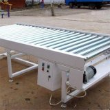 供应全自动不锈钢输送机 无动力滚筒输送线_工作台流水线y2