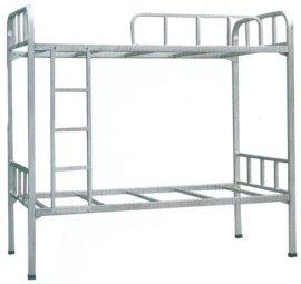 重庆高低床、上下铺、铁床(1800*900*2000mm)厂家价格直销,特殊规格铁床定做