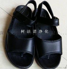防靜電涼鞋 PU涼鞋 男女通用款 勞保工作鞋
