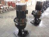 WL11kw立式排污泵,無堵塞排污泵、乾式排污泵
