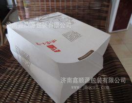 xsy牛皮淋膜食品纸袋