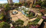 下沉式庭院绿化设计的方法
