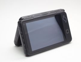 亿道身份识别三防平板电脑I81,支持条码扫描/指纹识别和RFID等