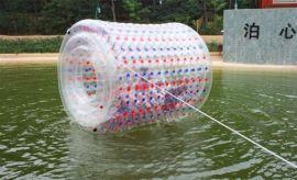 水上滚筒球水上步行球水上行走球充气水池草地悠波球雪地悠波球