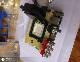 声卡BGA功能测试治具 声卡芯片测试治具 电脑BGA测试治具