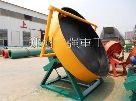 一强重工圆盘造粒机坚固耐用质量保证盘式造粒机有机肥湿法造粒机
