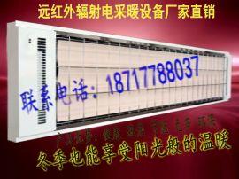 图木舒克市九源电热板 辐射式电热器 工厂加温制热设备SRJF-X-30高温瑜伽房加热设备