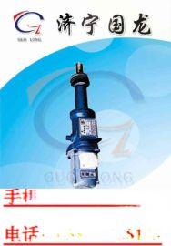 工业专用电动推杆 DT500电动推杆 专业定制 国龙电动推杆