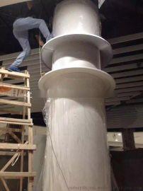 定制包圆柱造型铝单板