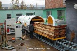 真空木材高频干燥设备