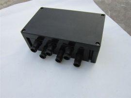 全塑防爆防腐接线箱,储煤场用防爆端子箱接线箱