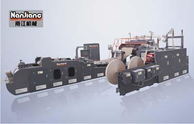 江蘇南江智慧裝備股份 WFD-430捲筒式全自動手挽紙袋機