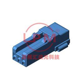 苏州汇成元电子现货供应JAE   IL-AG9-3S-S3C1      连接器