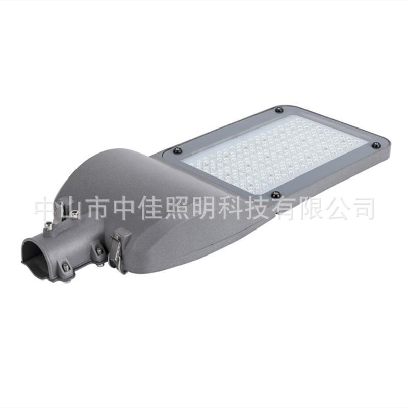 廠家批發新款led路燈頭 200W壓鑄鴨舌帽路燈外殼3030貼片路燈外殼