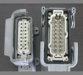 哈丁接插件 哈丁压线钳工具 HARTING航空插头 矩形插座