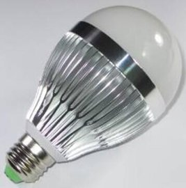 led调光球泡灯 10W 5730灯珠