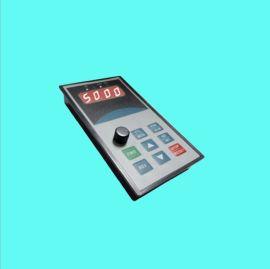 NF9000变频器显示面板 变频器操作键盘大号(中英文) 变频器配件