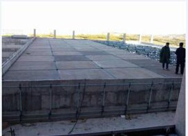 钢骨架轻型板网架板