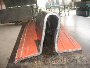 FAST大沉降縫防水使用特種型橡膠止水帶