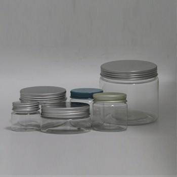 厂家直销各类  PET霜膏罐