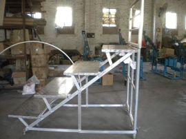 四层折叠合唱站台 ,学生毕业照像用移动合唱架子