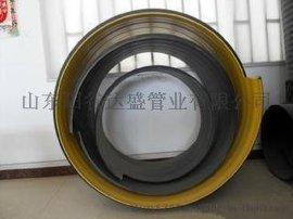 HDPE钢带增强螺旋波纹管质量保证