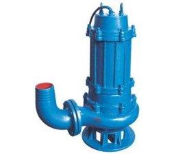 GW管道式排污泵、YW液下式排污泵、WL立式排污泵