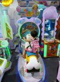 海狮宝宝儿童新款高端投币摇摇车,玻璃钢造型摇摆机新款带七彩灯光,儿童游乐场必备