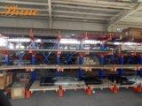天津管材貨架 正耀3697懸臂式管材貨架—國內首創