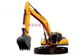 挖掘机模型湘东模型仿真制作