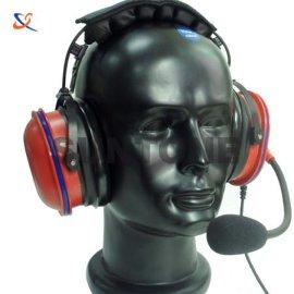 對講機航空降噪耳機 飛行員耳機