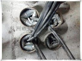 光纤线缆孔洞口漏水封堵
