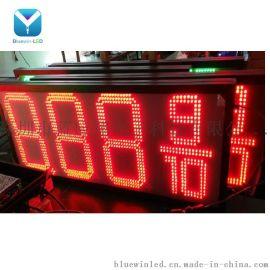 16寸8.889/10 出口美国 LED油价牌 LED油价屏