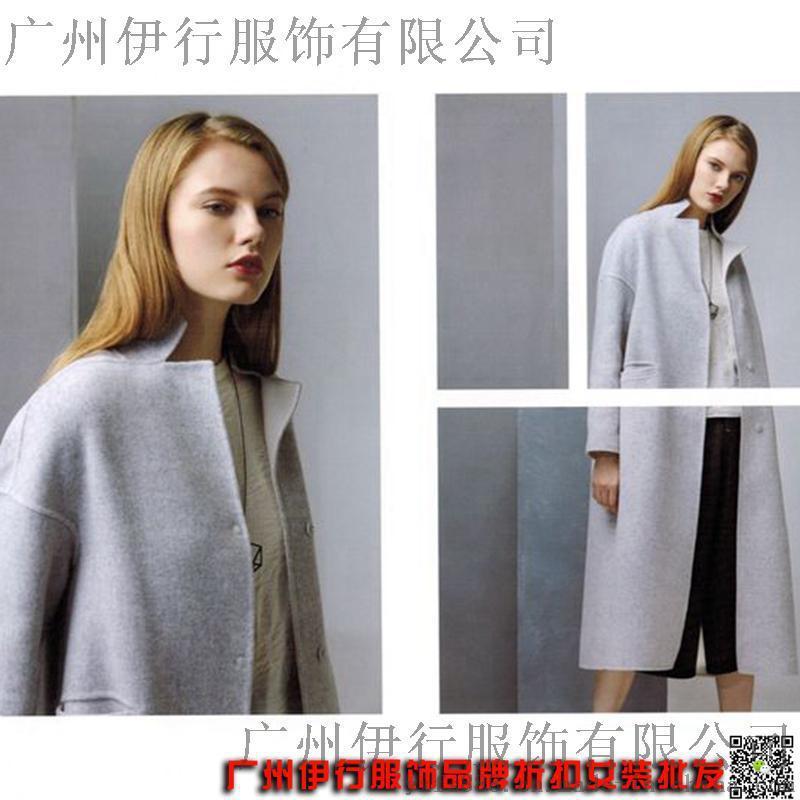 谷可品牌折扣店18秋冬棉麻女裝尾貨廠家直銷女裝貨源