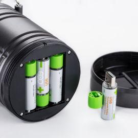 CES**储能USB充电AA/5号/14500电池
